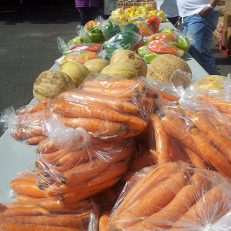 Our Mobile Food bank reaches the underserved populations throughout Western Massachusetts that don't otherwise have access to fresh, healthy foods.