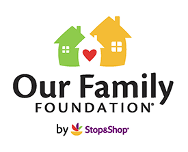 Our Mobile Food Bank is made possible by a grant from Our Family Foundation by Stop & Shop