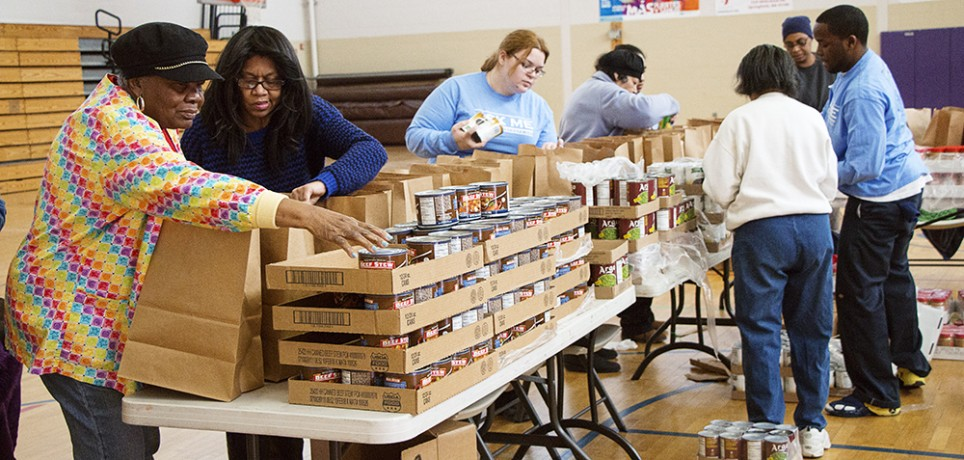 The Food Bank of Western Massachusetts Feed Lead Strengthen