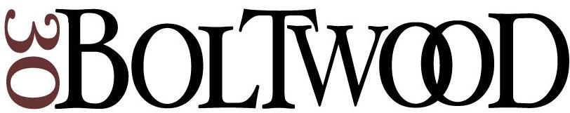30 Boltwood logo