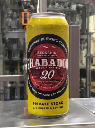 BBC's Shabadoo Black & Tan, can