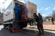 United Way of Pioneer Valley donates 5,000 meals to The Food Bank to support COVID-19 anti-hunger efforts