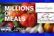 'Millions of Meals' Virtual Food Drive organized by the Antonacci Family Foundation now underway
